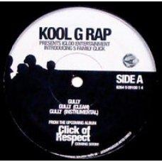 "Kool G Rap Introducing 5 Family Click - Gully, 12"""