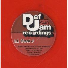 """LL Cool J - Untitled, 12"""", Sampler, Promo"""