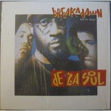 """De La Soul - Breakadawn / En Focus, 12"""", Reissue"""