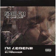 """Smiley The Ghetto Child - I'm Legend, 12"""""""