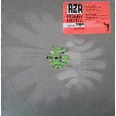 """RZA as Bobby Digital - B.O.B.B.Y. / Holocaust (Silkworm), 12"""", Promo"""