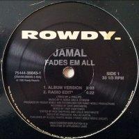 "Jamal - Fades Em All, 12"""