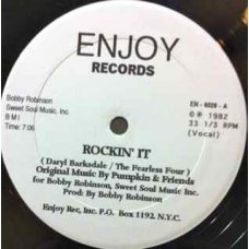 "The Fearless Four - Rockin' It, 12"", Reissue"