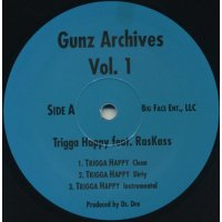 G.U.N.Z. - Gunz Archives Vol. 1, 12""