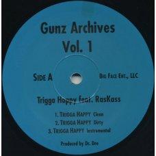 "G.U.N.Z. - Gunz Archives Vol. 1, 12"""