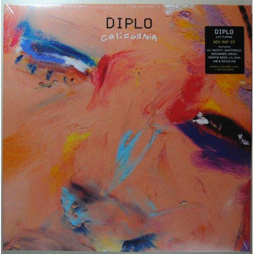 "Diplo - California, 12"", EP"