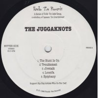 The Juggaknots - The Juggaknots, LP