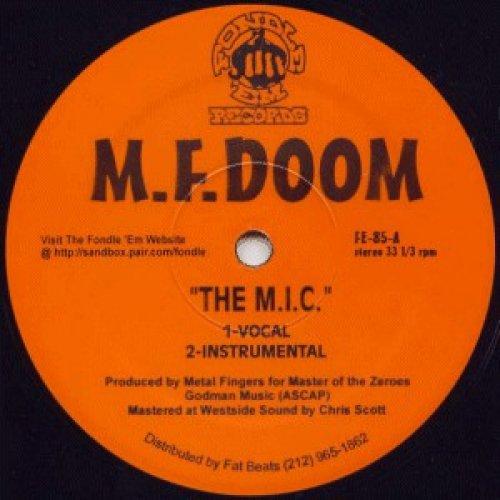 """M.F. Doom - The M.I.C. , 12"""""""