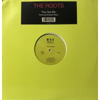 The Roots Featuring Erykah Badu - You Got Me, 12""