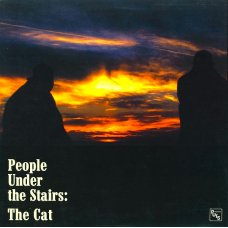 """People Under The Stairs - The Cat, 12"""""""