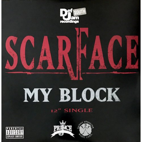 Scarface - My Block, 12""