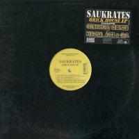 "Saukrates - Brick House EP, 12"", EP, Repress"