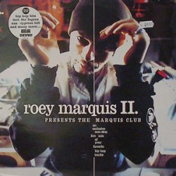 Roey Marquis II. - Presents The Marquis Club, 2xLP