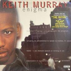 Keith Murray - Enigma, 2xLP