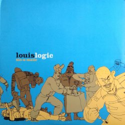 Louis Logic - Sin-A-Matic, 2xLP