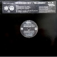 Various - Mission Control Presents: Unconscious MC's / Millionaires, 12""