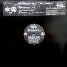 """Various - Mission Control Presents: Unconscious MC's / Millionaires, 12"""""""