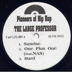 The Large Professor - The Large Professor, 2xLP, Promo