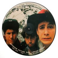 Beastie Boys - Limited Edition Interview Picture Disc, 12""