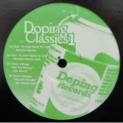 "Nas / Slum Village - Doping Classics 1, 12"""