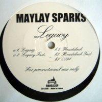 "Maylay Sparks - Legacy, 12"", Promo"