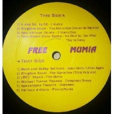 Various - Free Mumia, LP