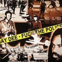 "Jay Dee - Fuck The Police, 12"", Reissue"