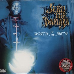 Jeru The Damaja - Wrath Of The Math, 2xLP, Repress