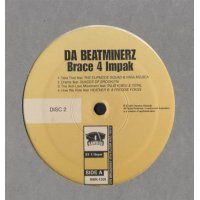 Da Beatminerz - Brace 4 Impak, 2xLP, Promo