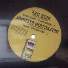 "Mos Def / Reflection Eternal - Body Rock / Manifesto, 12"", Reissue"