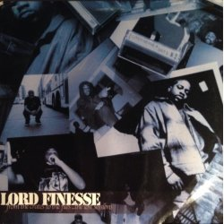 Lord Finesse - From The Crates To The Files ...The Lost Sessions, 3xLP