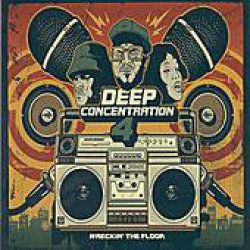Various - Deep Concentration 4, 2xLP