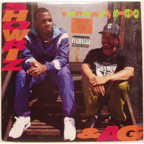 Showbiz & A.G. - Runaway Slave, LP