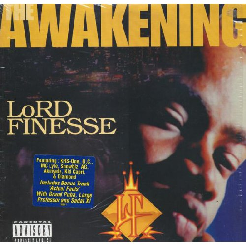Lord Finesse - The Awakening, 2xLP