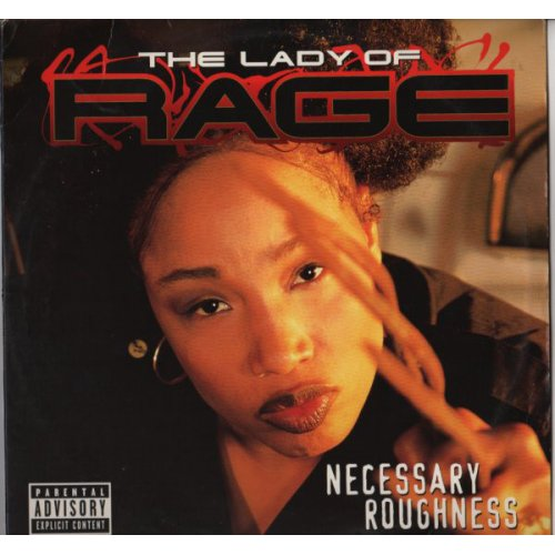 The Lady Of Rage - Necessary Roughness, 2xLP