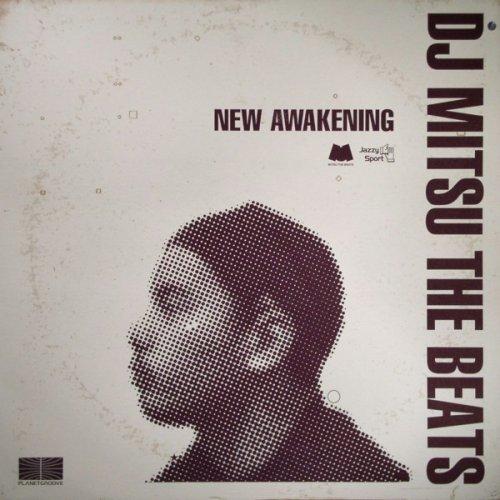 DJ Mitsu The Beats - New Awakening, 2xLP