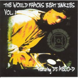 Various - The World Famous Beat Junkies Volume 3, 2xLP