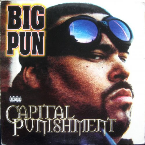 Big Pun - Capital Punishment, 2xLP