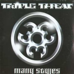 Triple Threat - Many Styles, 2xLP