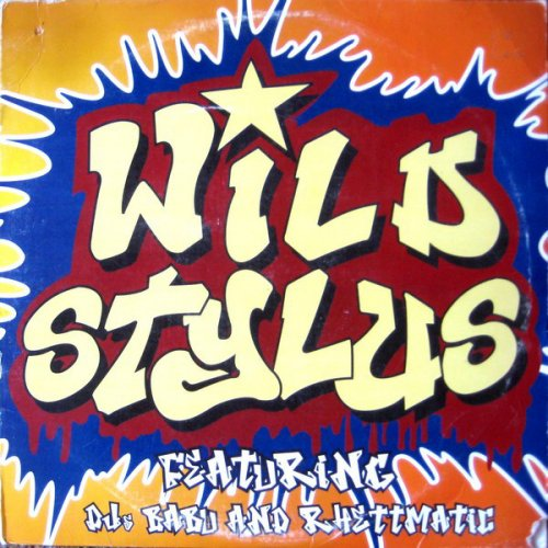 Fanatik Featuring DJs Babu & Rhettmatic - Wild Stylus, 2xLP