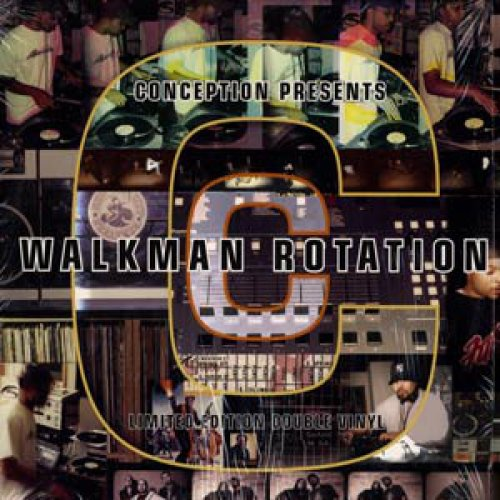 Various - Walkman Rotation, 2xLP