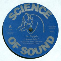 "Science Of Sound - Science Of Sound, 12"", Promo"