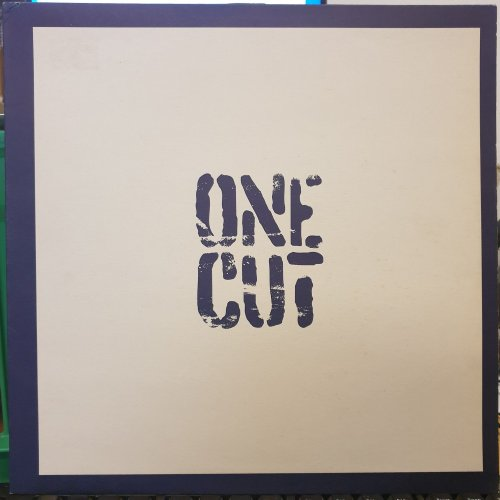 One Cut - Mr X / Rhythm Geometry, 12""