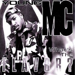Young MC - What's The Flavor?, LP