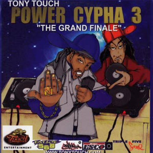 "Tony Touch - Power Cypha 3 ""The Grand Finale"", 12"""