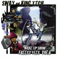 Sway And King Tech - Wake Up Show Freestyles Vol. 6, 2xLP