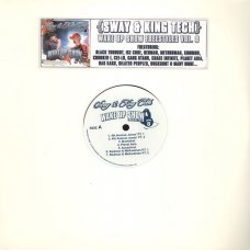 Sway & King Tech - Wake Up Show Freestyles Vol. 8, 2xLP