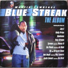 Various - Blue Streak (The Album), 2xLP