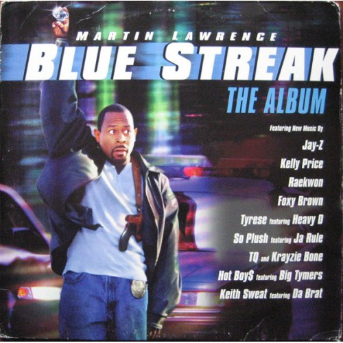Various - Blue Streak (The Album), 2xLP
