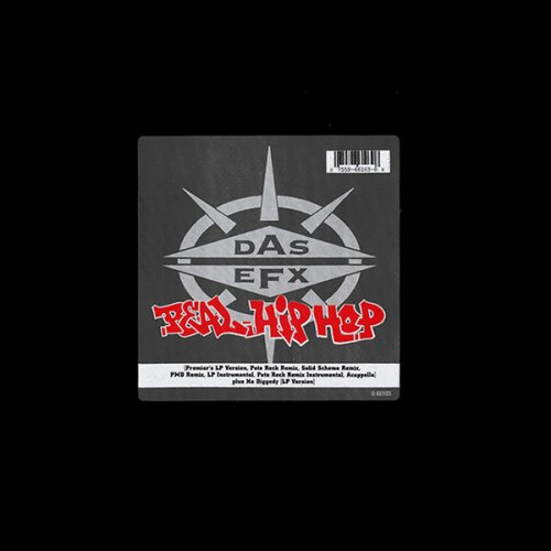Das EFX - Real Hip-Hop, 12""